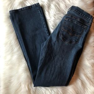 NYDJ Jeans - NYDJ Jeans with Embroidered and Studded Pockets